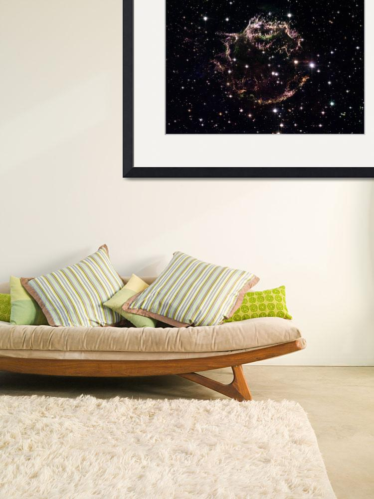 """The Large Magellanic Cloud&quot  by stocktrekimages"