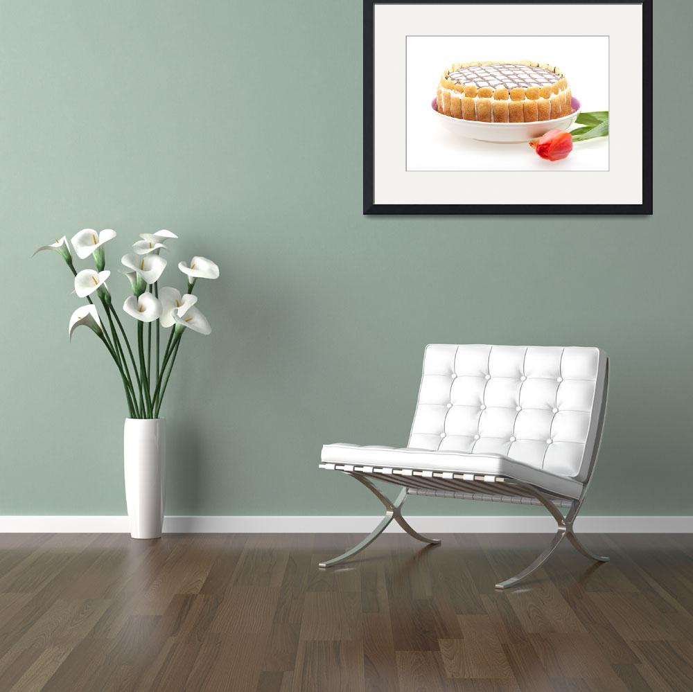 """Italian Cake&quot  (2011) by shopartgallery"