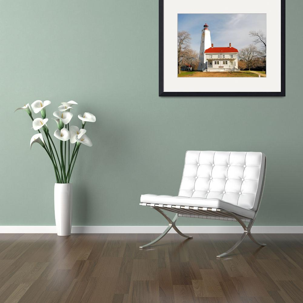 """Sandy Hook Lighthouse&quot  by doncon402"