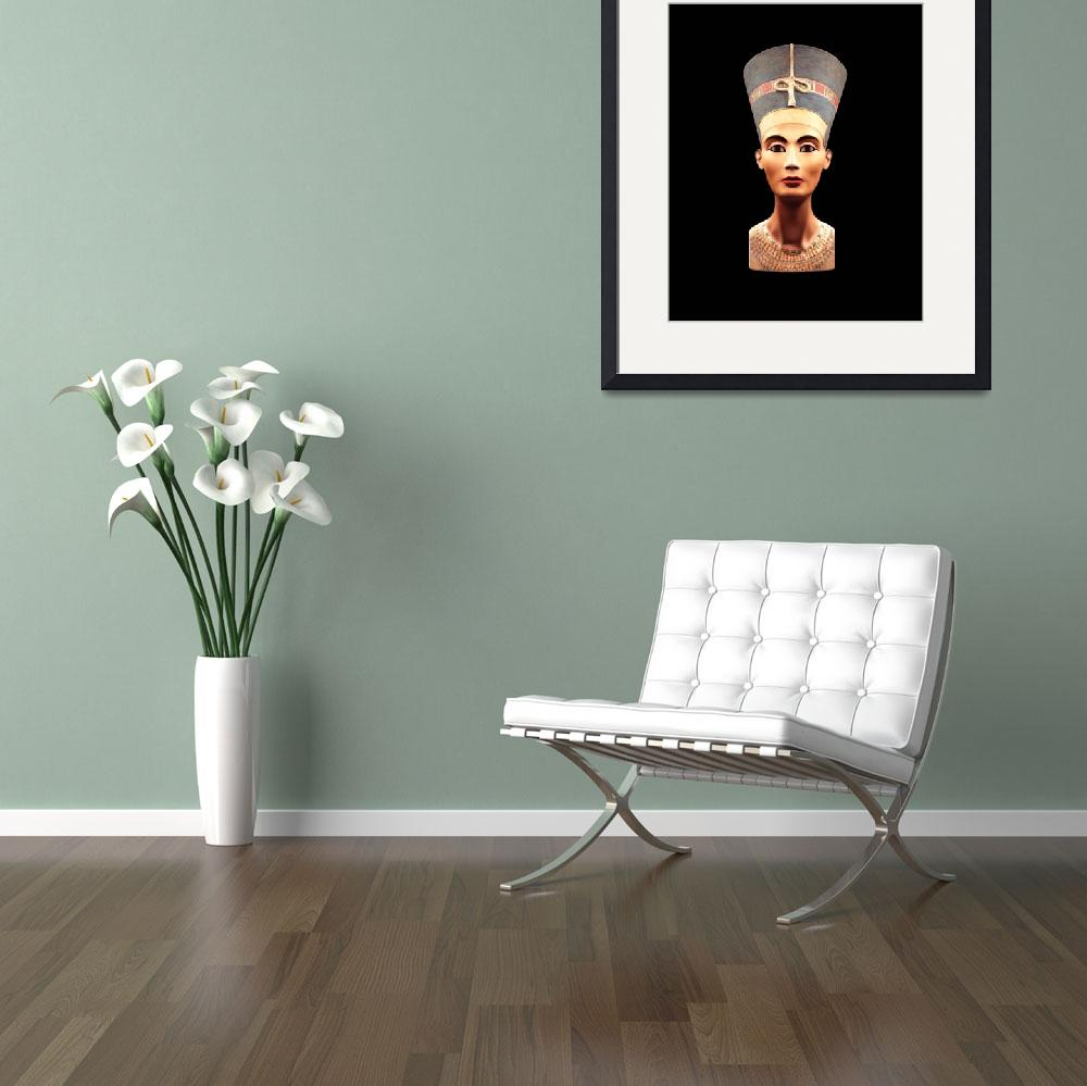 """""Nefertiti Forever"" - Frontal View&quot  (2012) by lostprince"