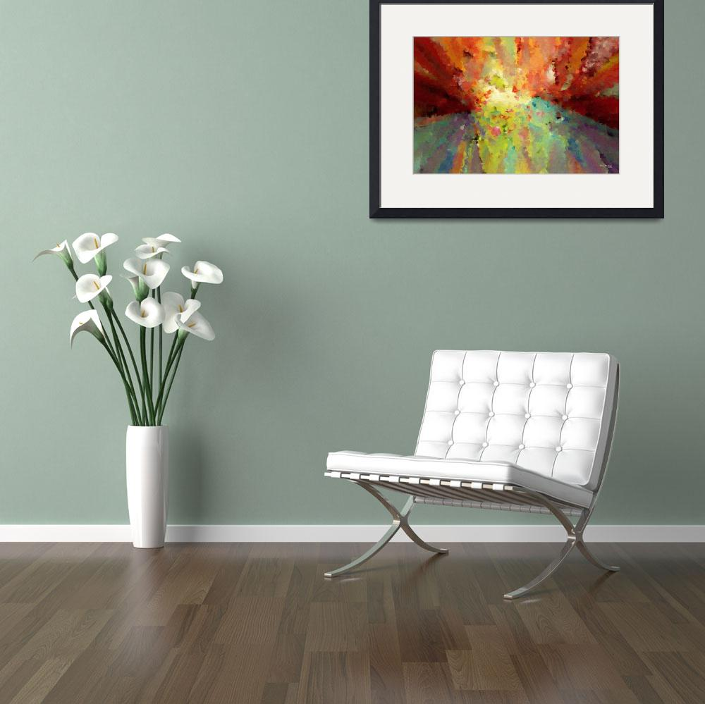 """Wind of Change. Modern Home Decor Art&quot  (2012) by MarkLawrence"