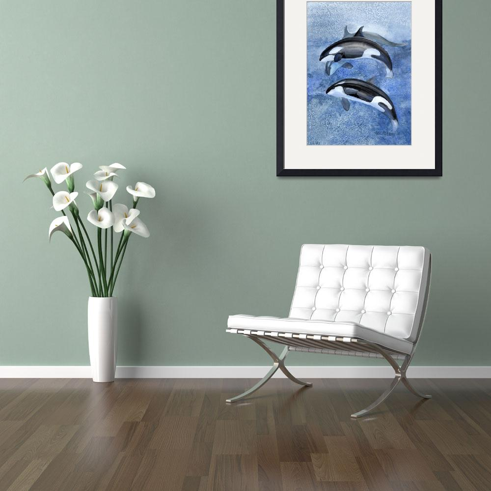 """orca pod&quot  (2005) by LisaMclaughlin"