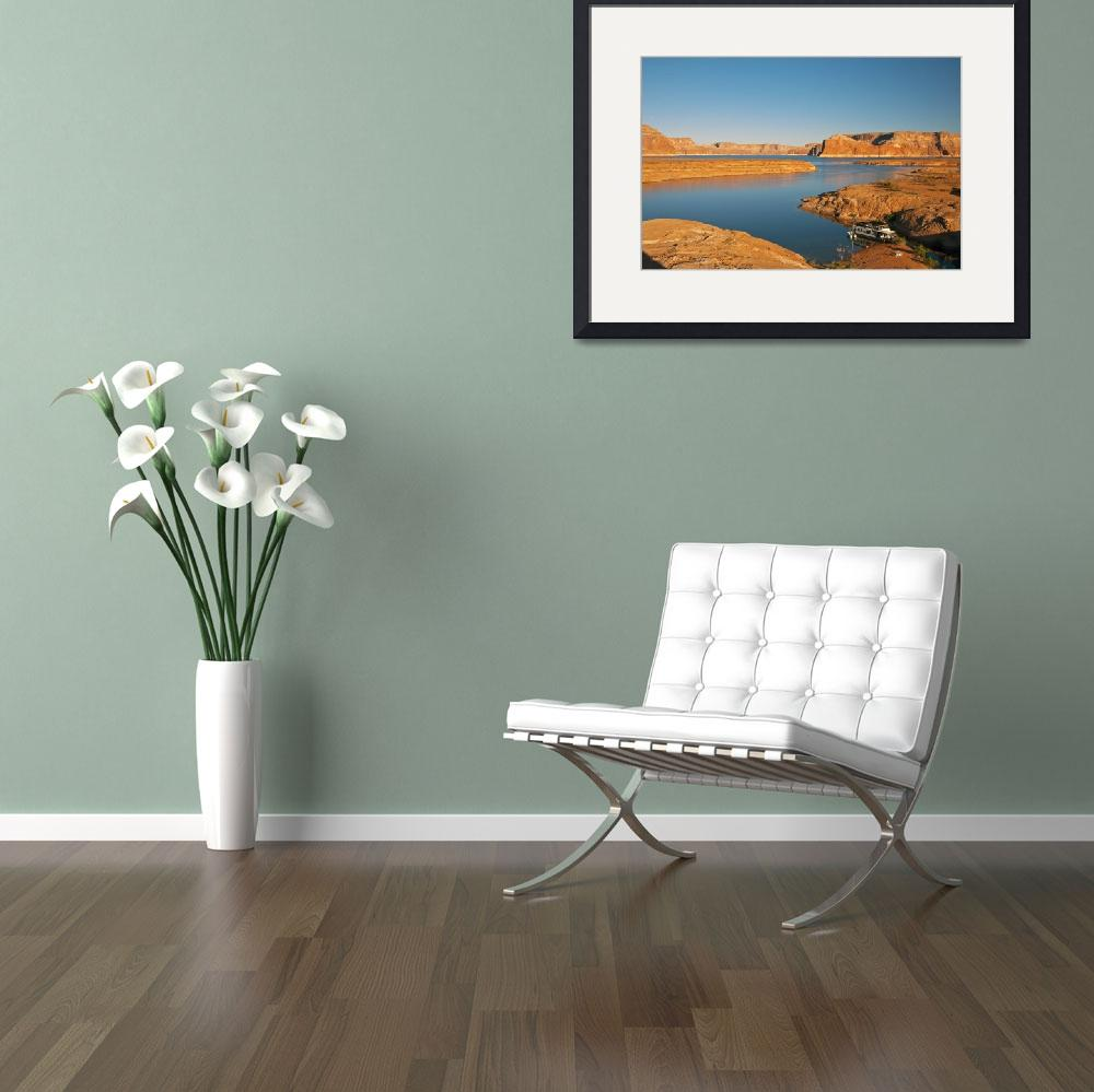 """Lake Powell&quot  (2009) by FindleyPhoto"