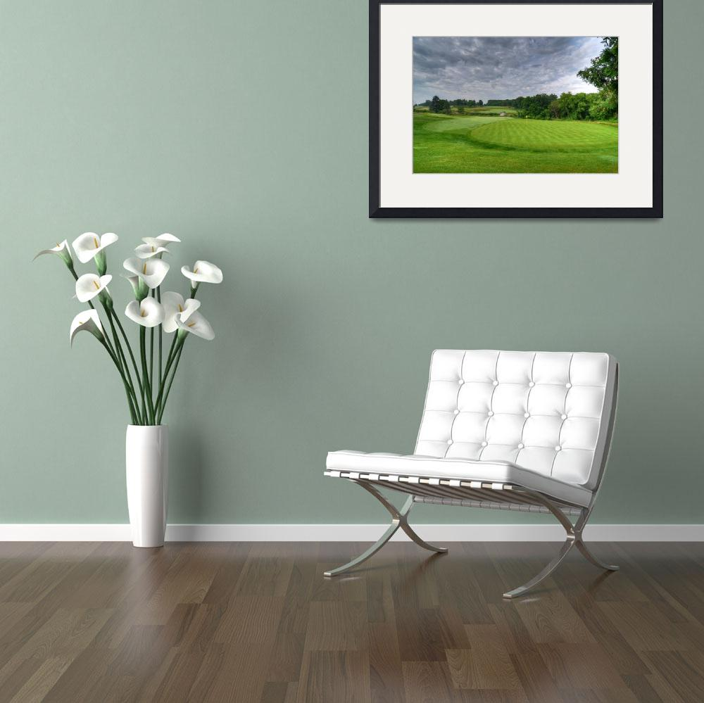 """10th Green 