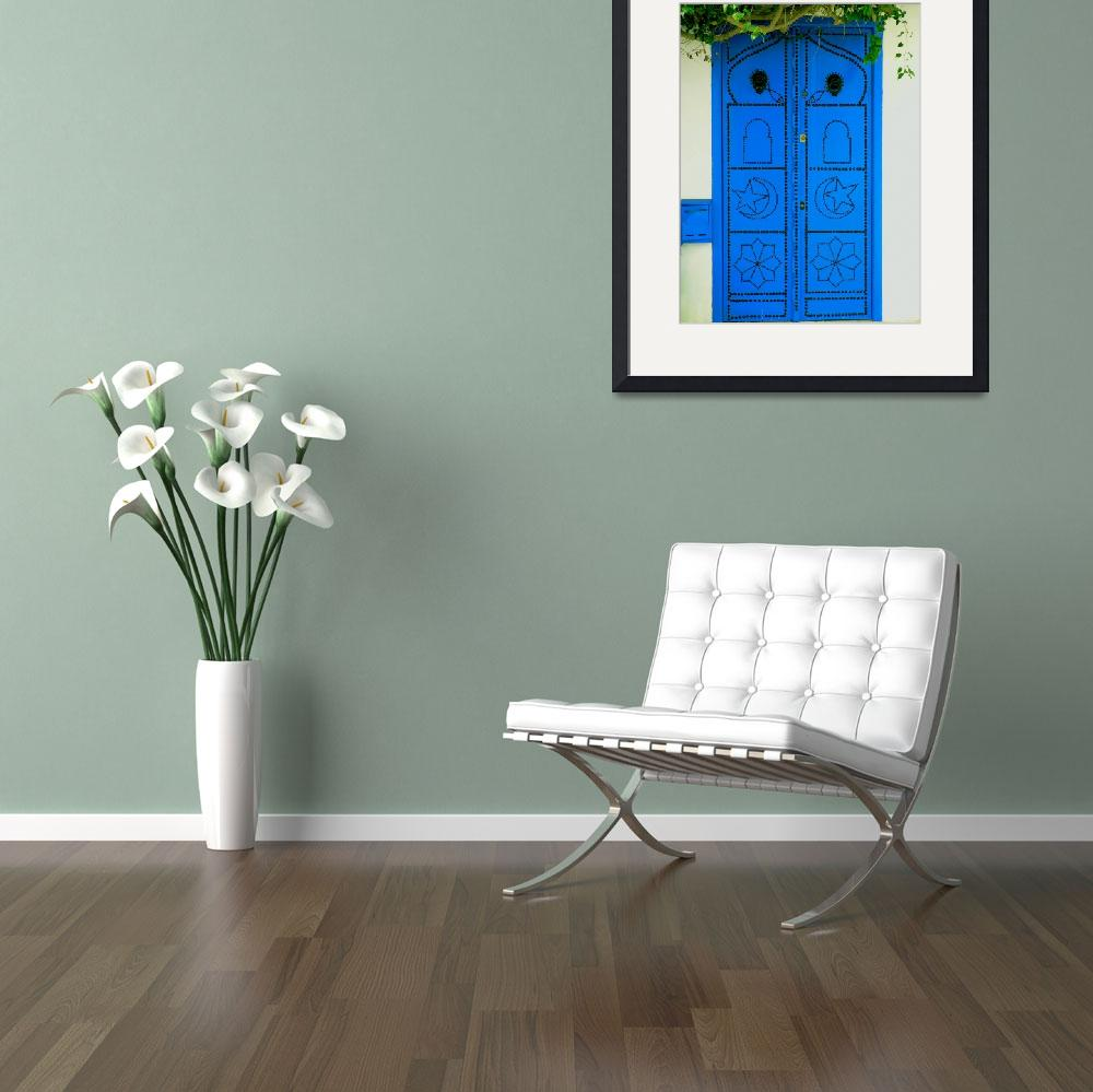 """Blue Door&quot  (2007) by rayjacque"