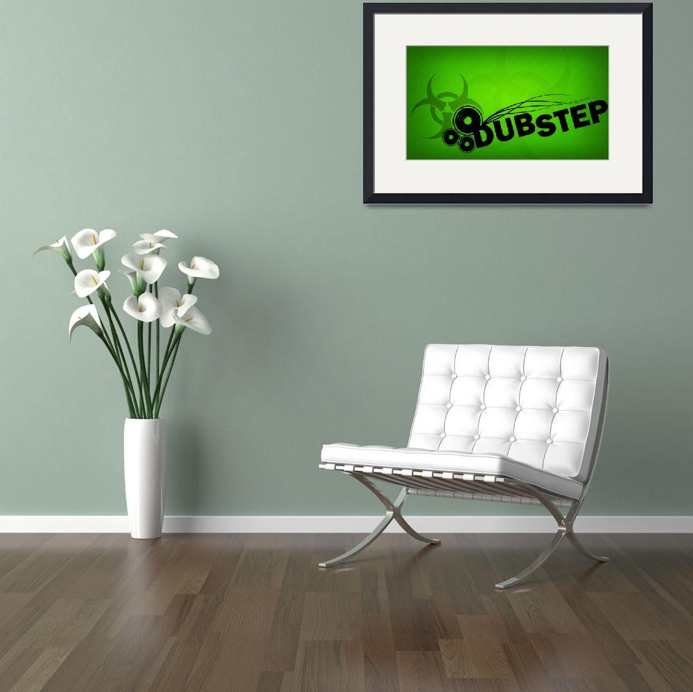 """Dubstep Green&quot  (2012) by crjensen"