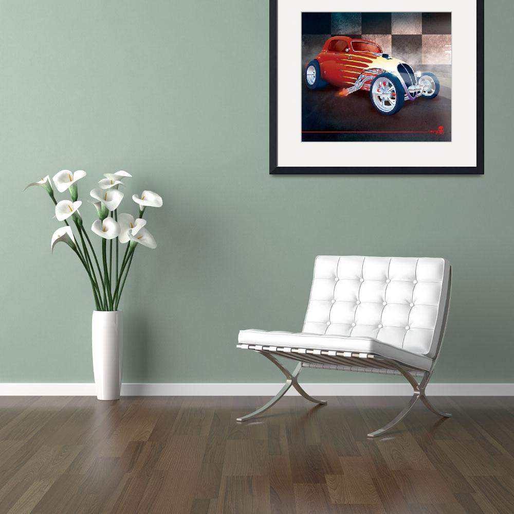"""Fiat Topolino&quot  (2010) by howyadoin"