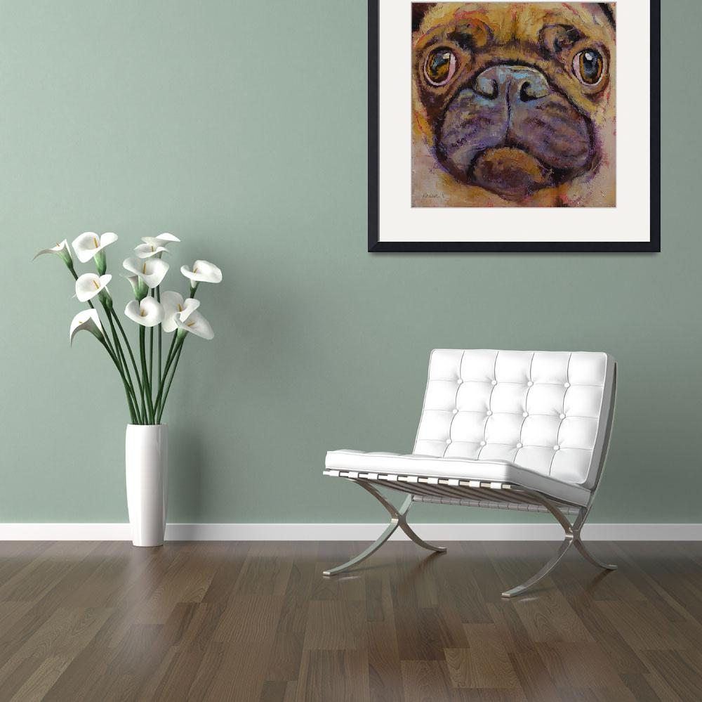"""Pug&quot  by creese"