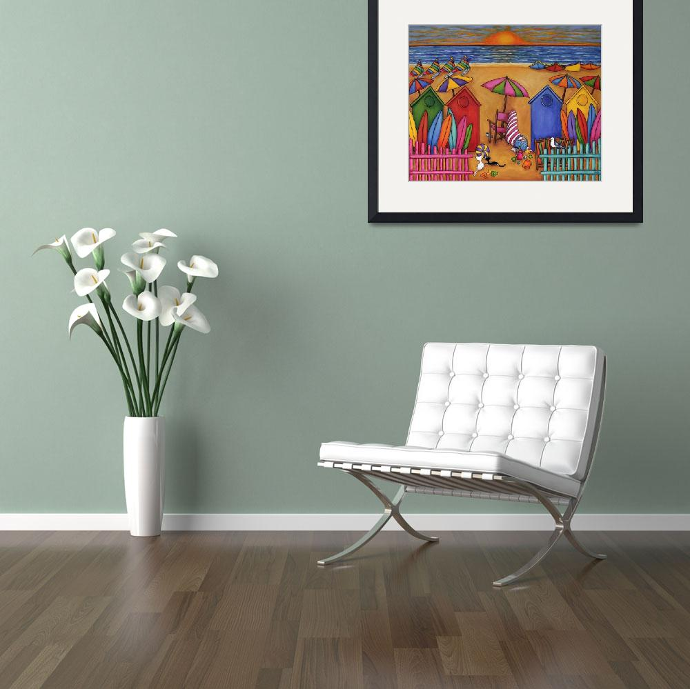 """Summer Delight&quot  (2010) by LisaLorenz"