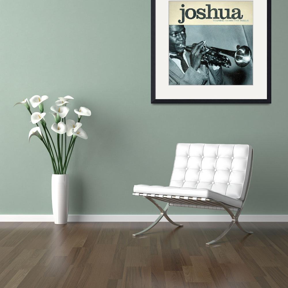 """Word Leftovers: Joshua (Blue Note)&quot  by jimlepage"