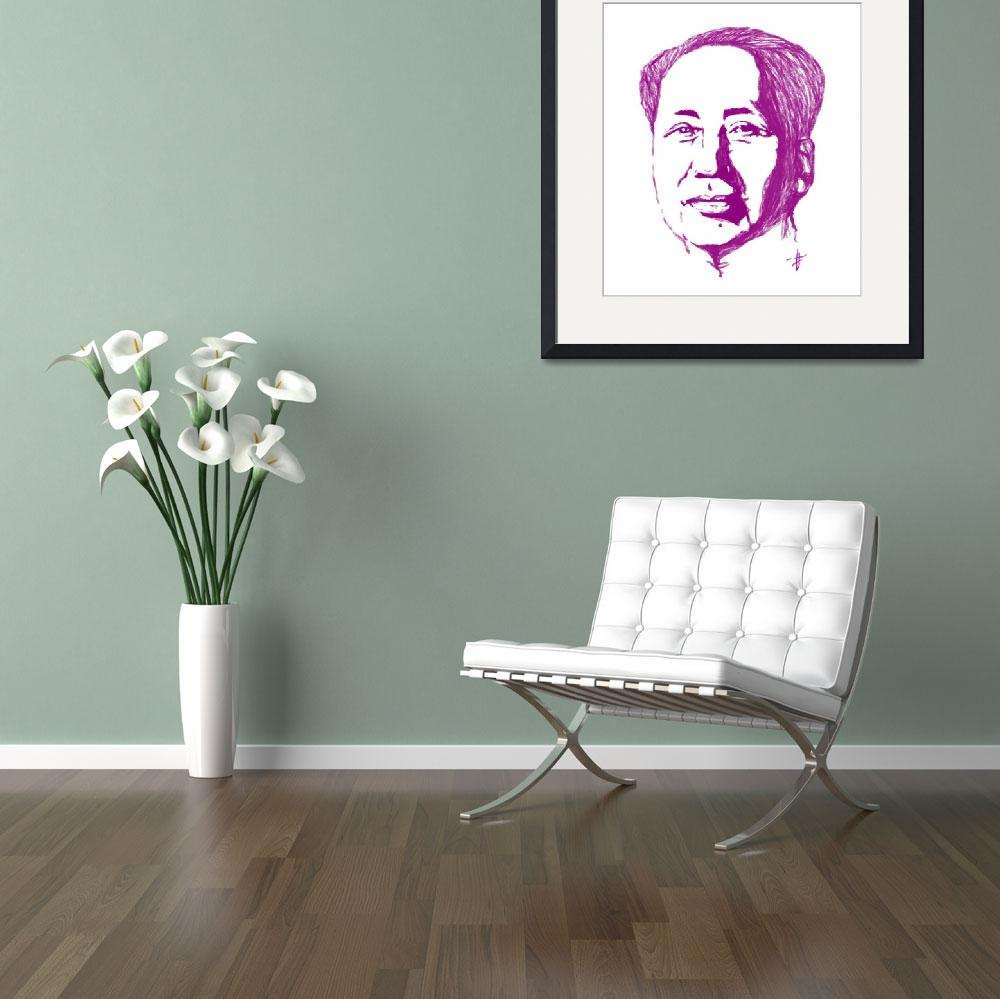 """Maoism - Mao Zedong&quot  (2010) by Tomatoskins"