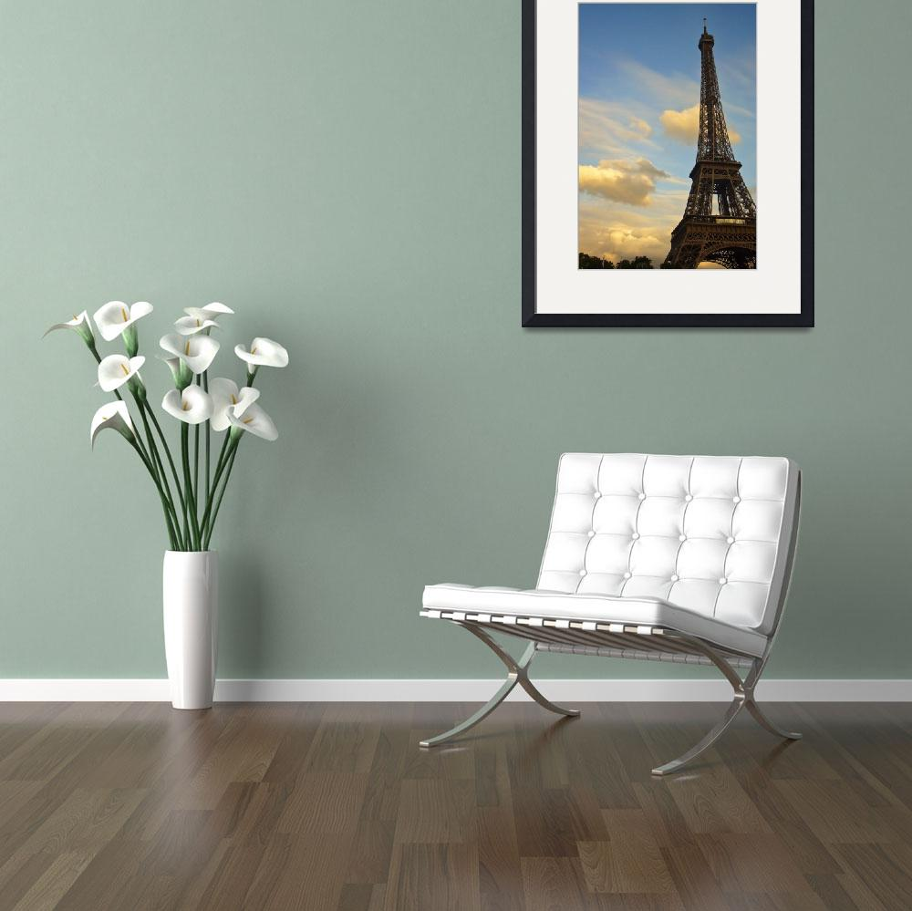 """The Eiffel Tower&quot  by Wonderlust"