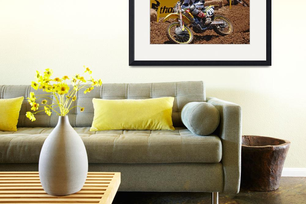 """Ryan Dungey, Motocross Racing&quot  (2008) by last_light"