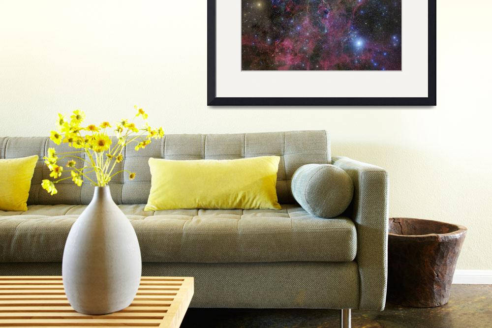 """The Vela supernova remnant&quot  by stocktrekimages"