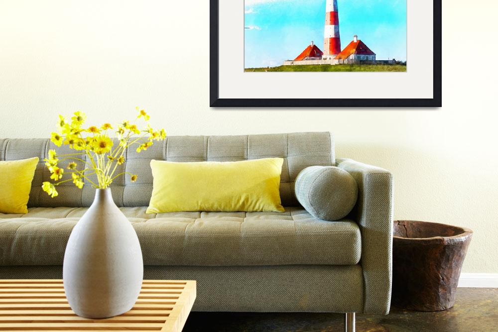 """Lighthouse - ID 16217-152045-0533&quot  by lurksart"