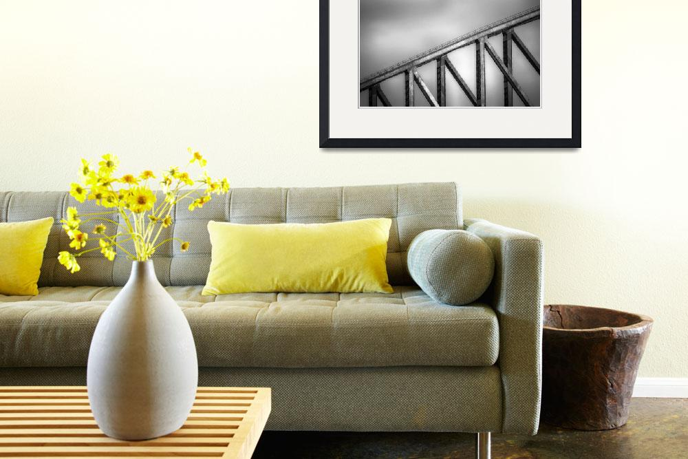 """Sydney Harbor Bridge&quot  (2013) by dennisherzog"