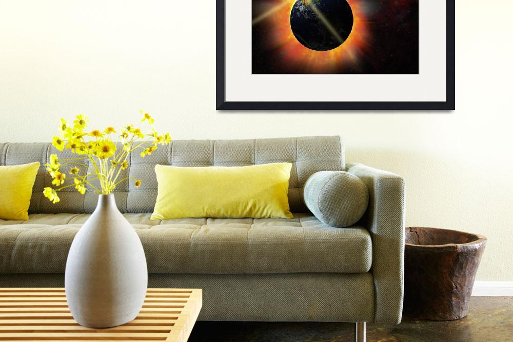 """Eclipse&quot  (2009) by lamich"