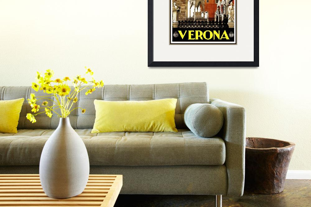 """Verona Travel&quot  by shanmaree"