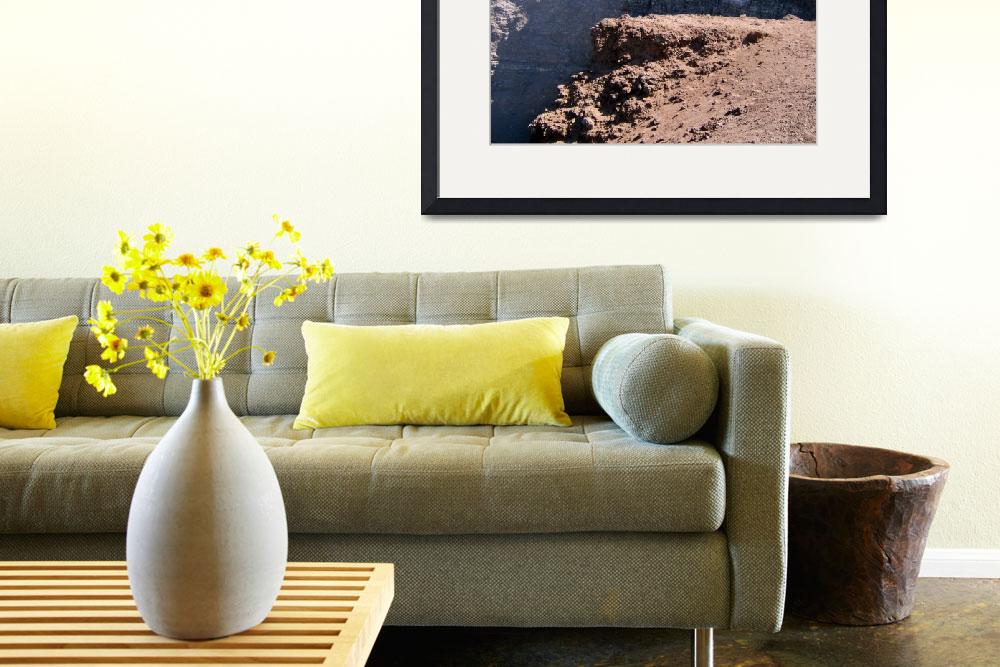 """Climbing Mount Vesuvius, Southern Italy&quot  (2007) by ExpressDesigns"