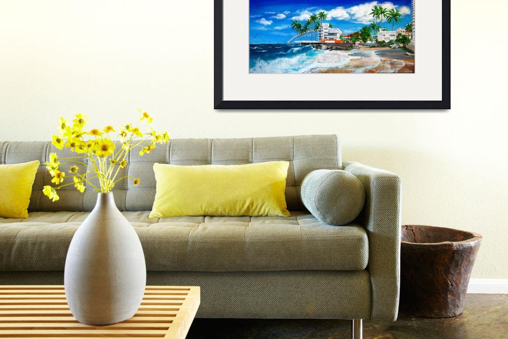 """Isla Verde $1M View&quot  by galina"