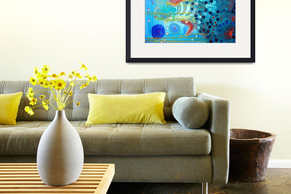 """Fish Exotica&quot  (2009) by ArtPrints"