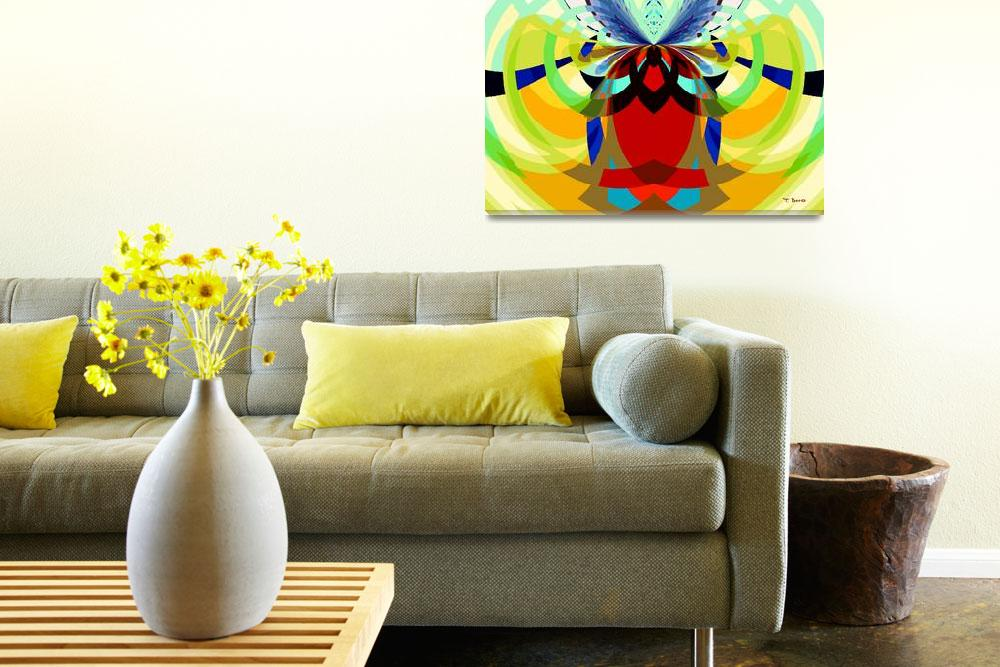 """Symmetry 18&quot  (2012) by Chicagoartist1"