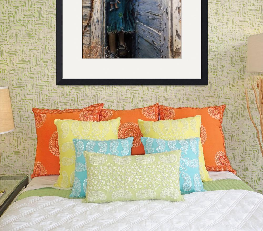 """Brogans For Christmas&quot  (2014) by JimmyNapier"
