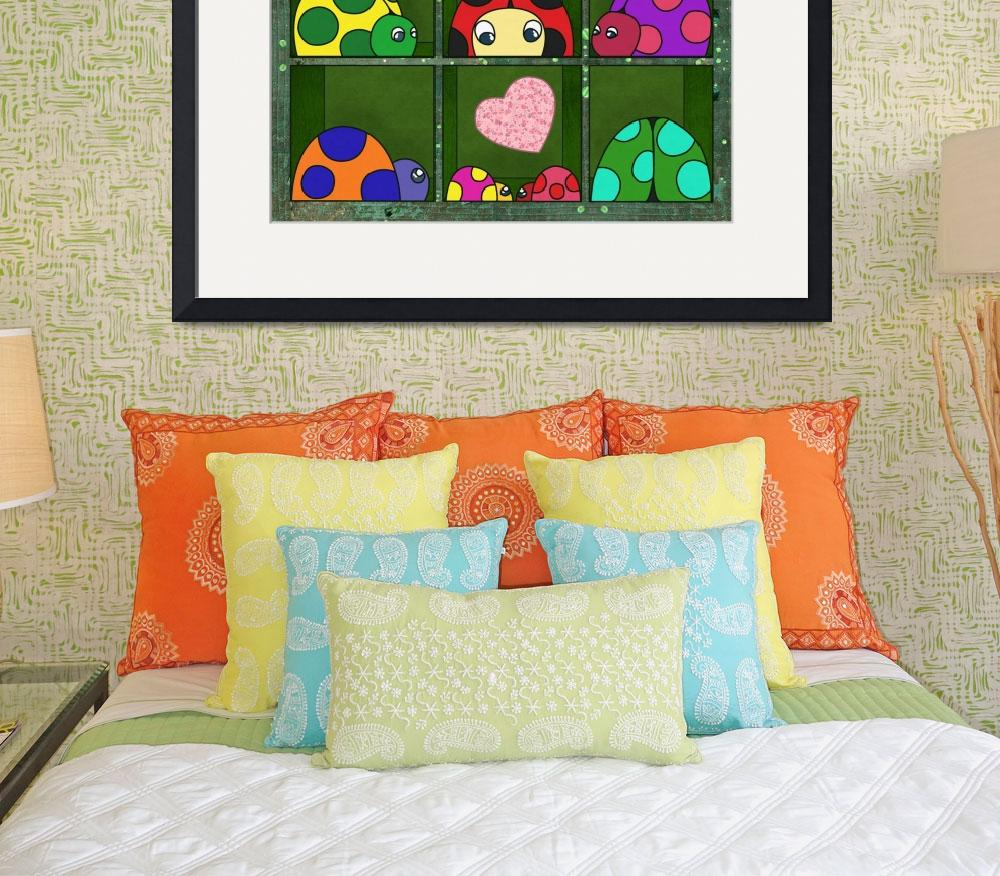 """Ladybug Collection&quot  (2011) by sonadora"