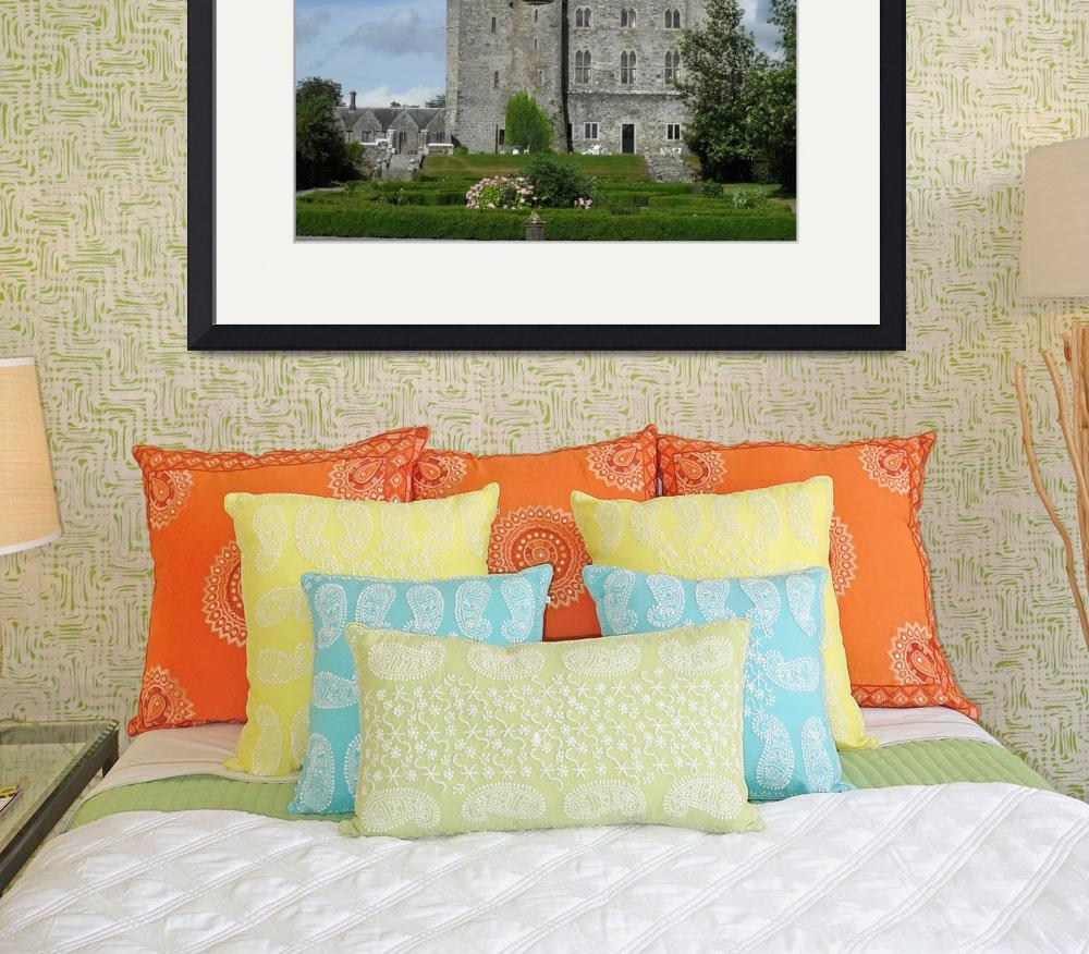 """Kilkea castle,Co.Kildare,Ireland.&quot  (2009) by Natureseyes"