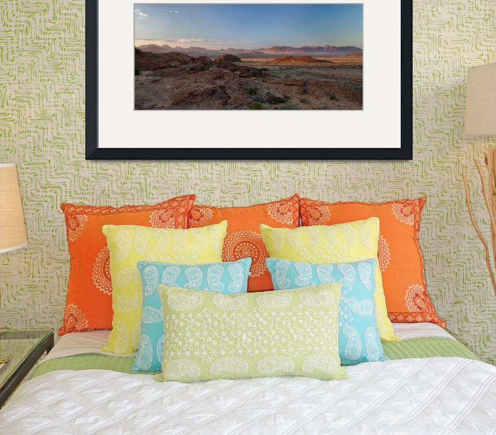 """Damaraland Sunrise&quot  (2012) by ConnorOBrien"