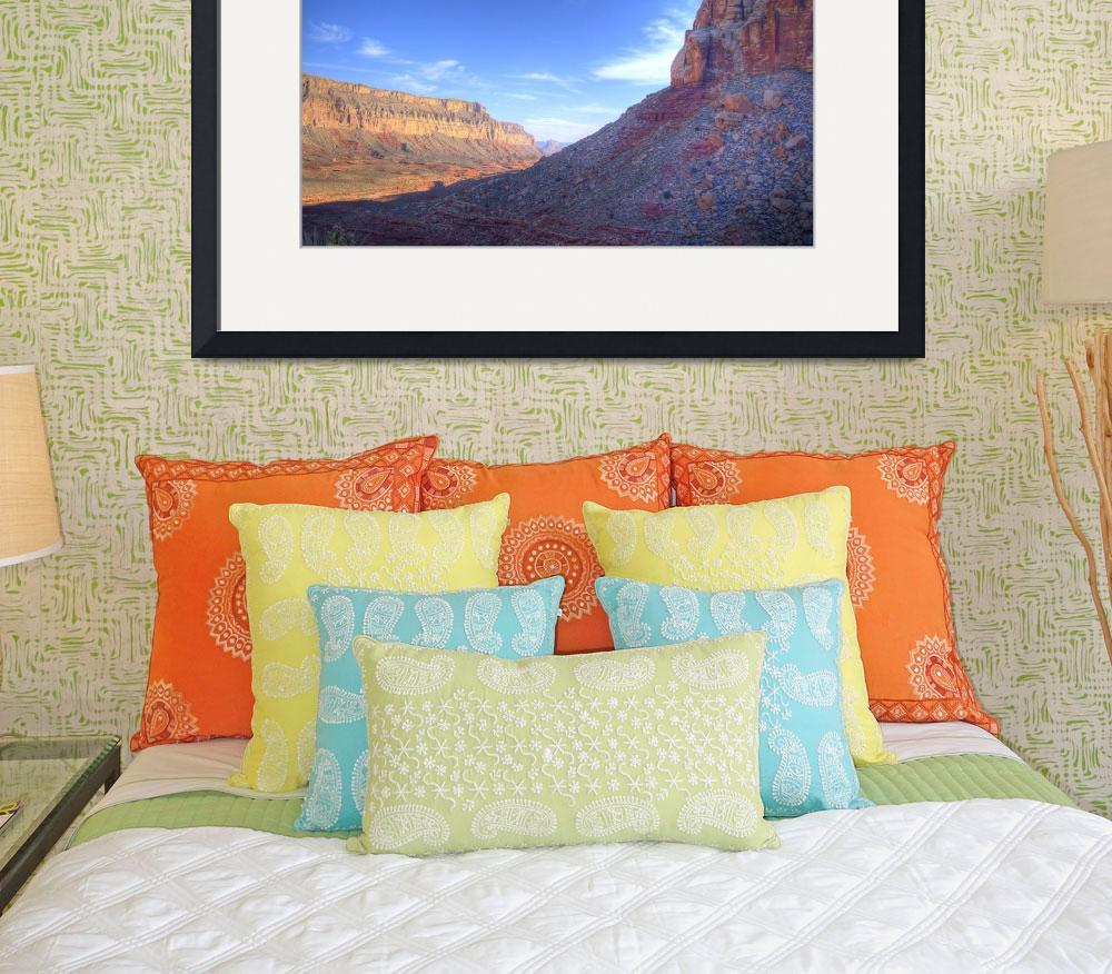 """Arizona Canyons&quot  (2008) by Eileen"