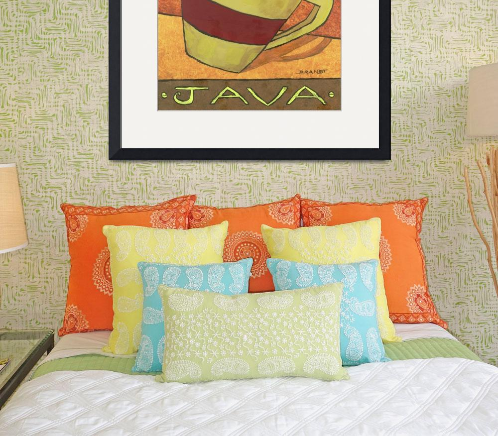 """Java Cafe Three&quot  (2006) by ArtSmoothie"