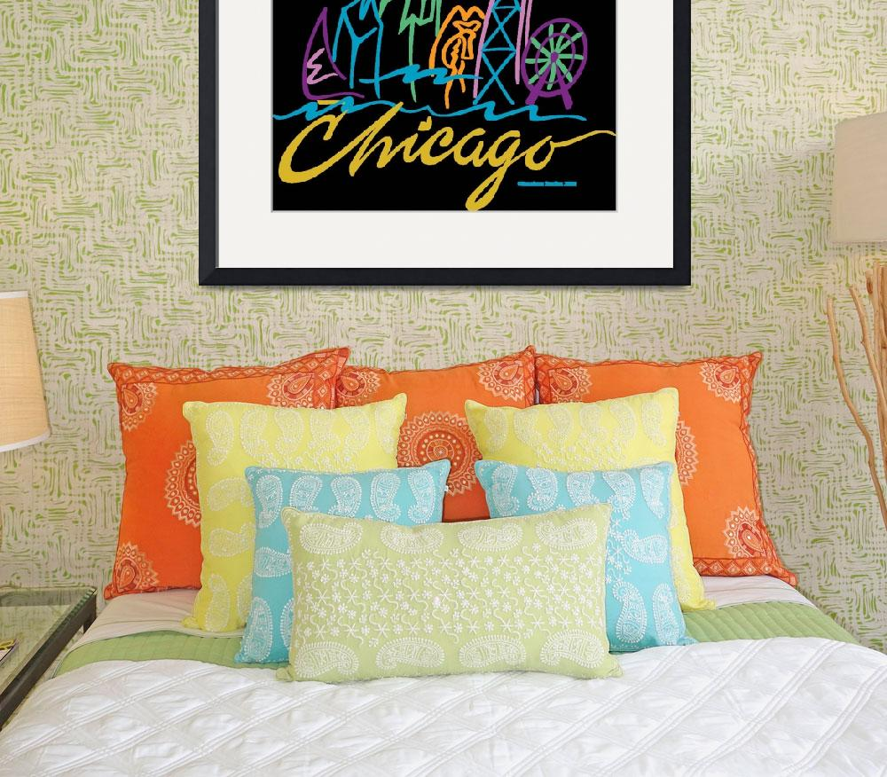 """Chicago-EMB-1&quot  by crazyabouthercats"