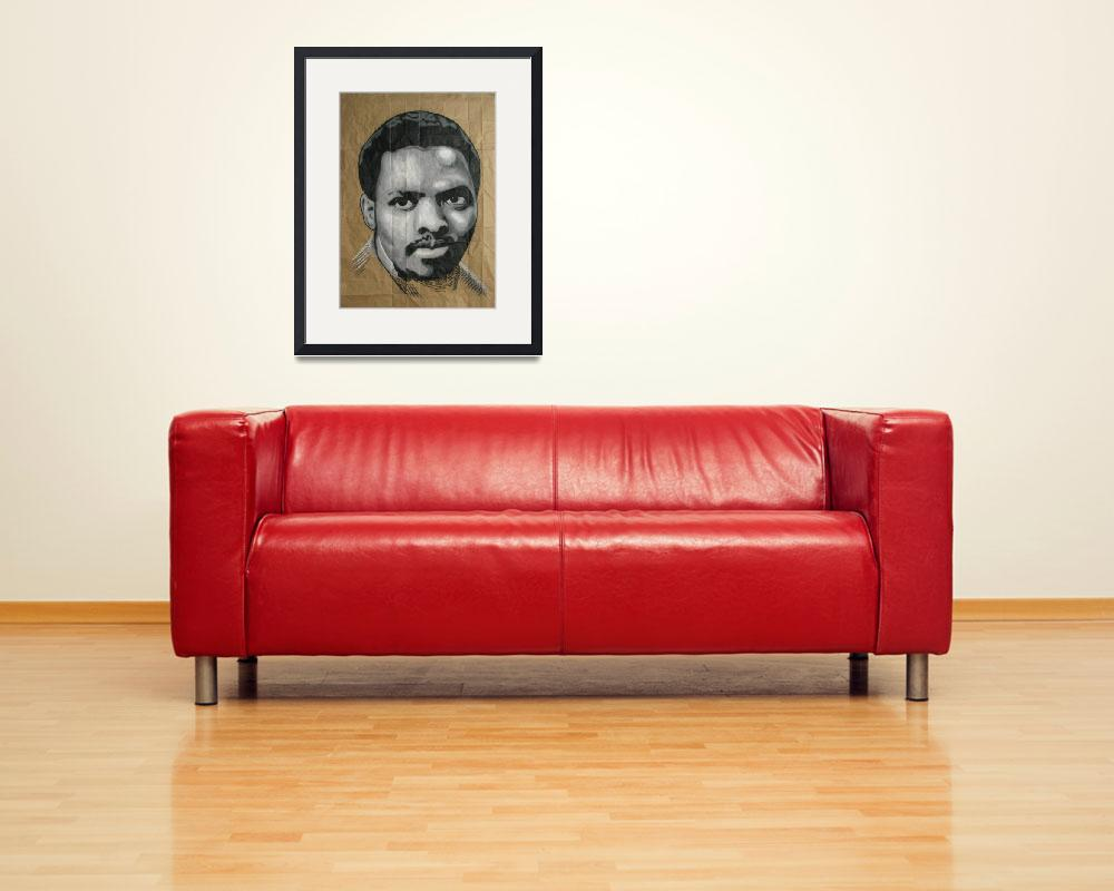 """Steven Biko&quot  (2007) by DevonGrey"