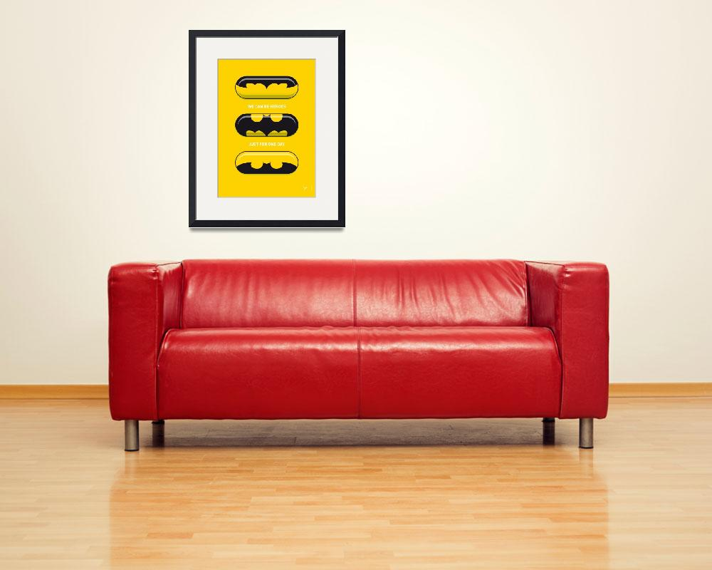 """My SUPERHERO PILLS - Batman&quot  by Chungkong"