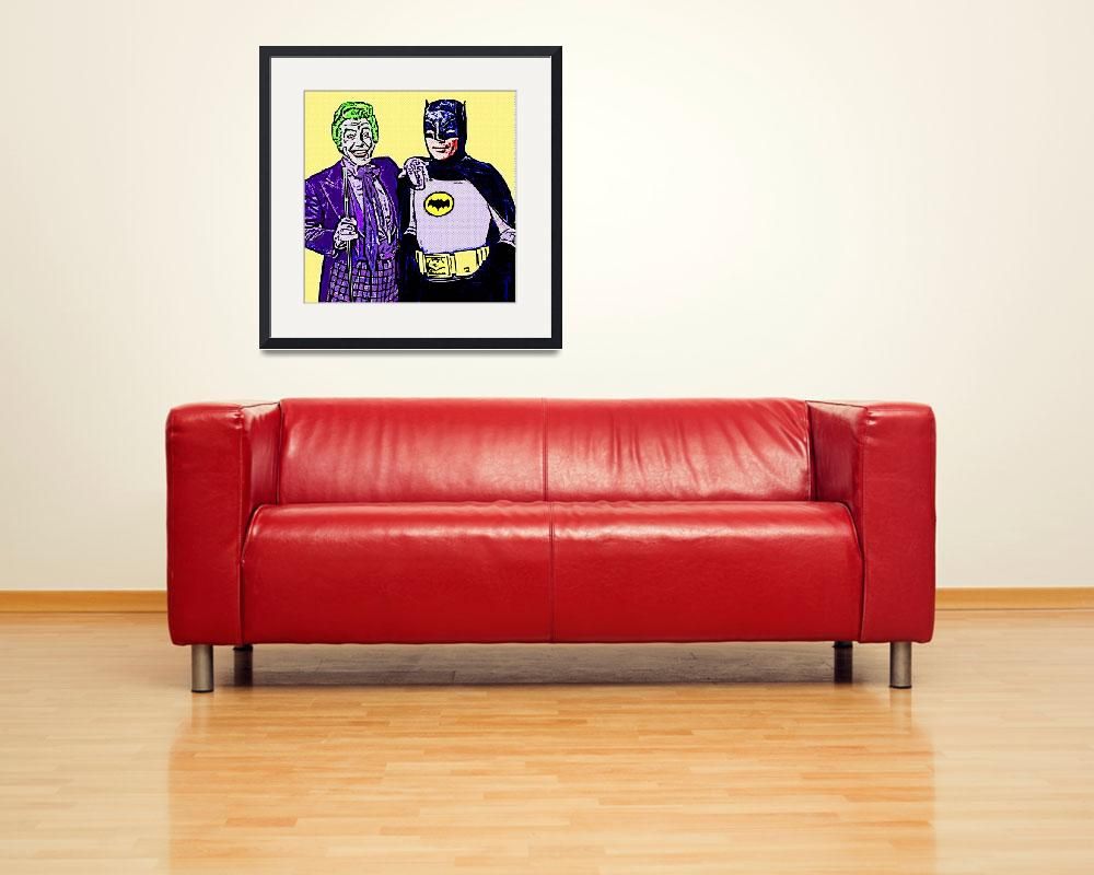 """Batman and the Joker&quot  (2012) by Automotography"