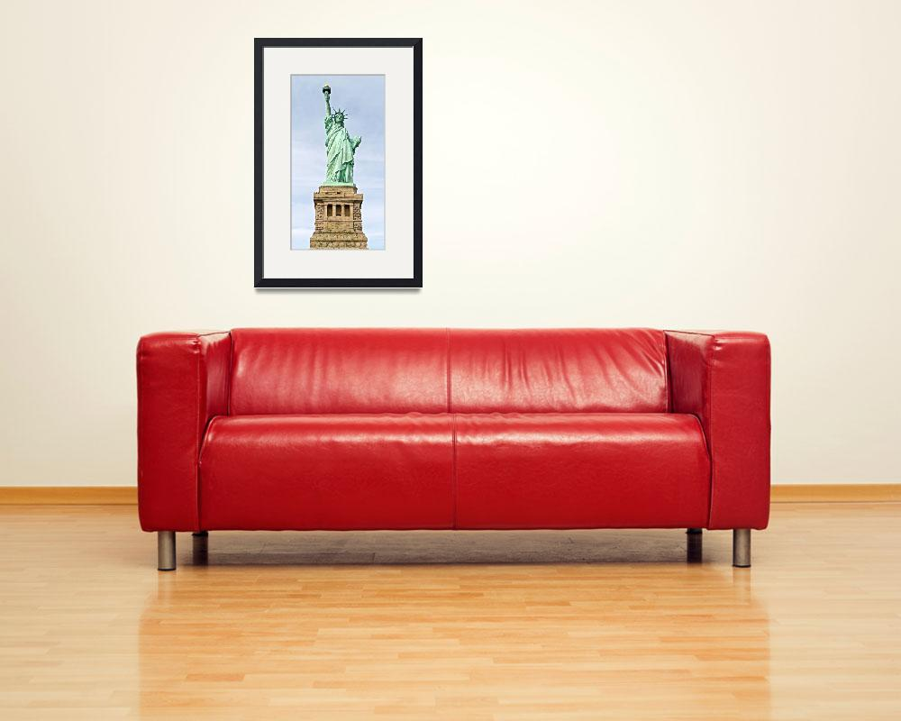 """Lady Liberty&quot  (2013) by DMTedCo"
