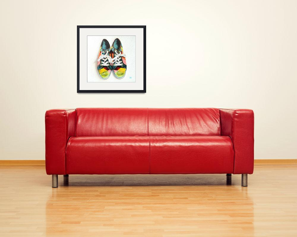 """Coach Shoes&quot  (2012) by RachelKeough"