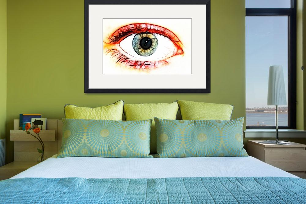 """Eye See&quot  (2010) by ImageMonkey"