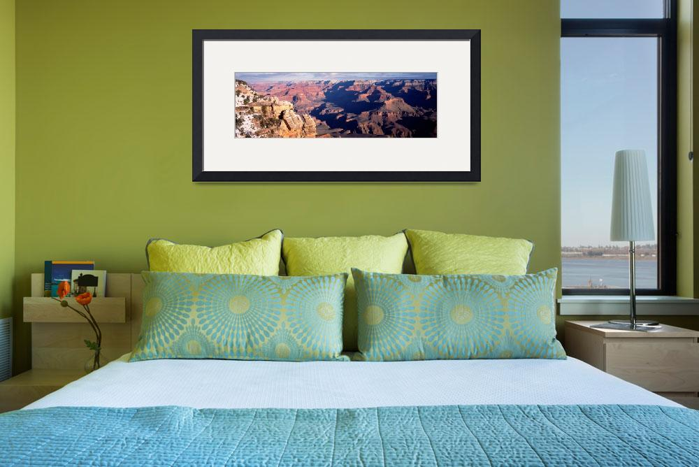 """Grand Canyon from Matter Pt AZ&quot  by Panoramic_Images"