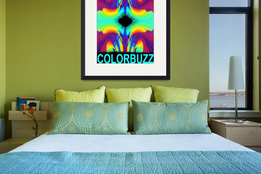 """Colorbuzz&quot  (2010) by ToxicCub"