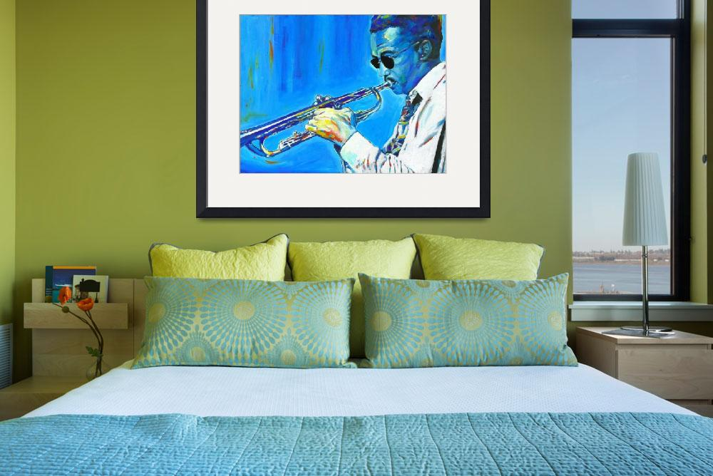 """Miles Davis~Birth of the Cool&quot  (2015) by Vel"