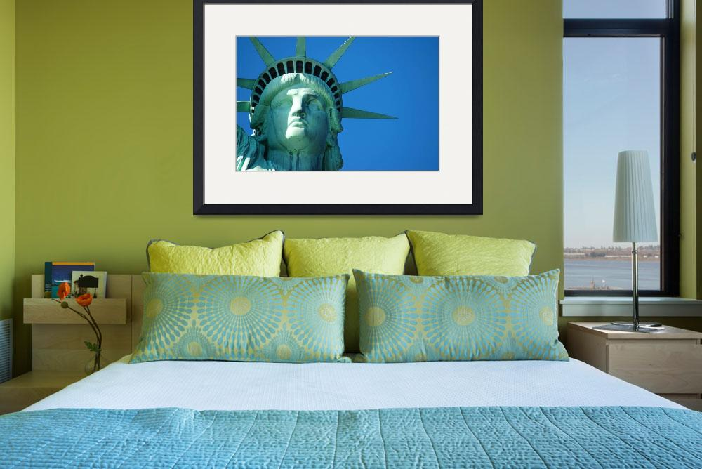 """Statue of Liberty&quot  (2007) by brandonjennings"