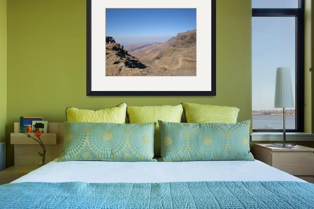 """Sani Pass&quot  (2010) by shutterflistar"