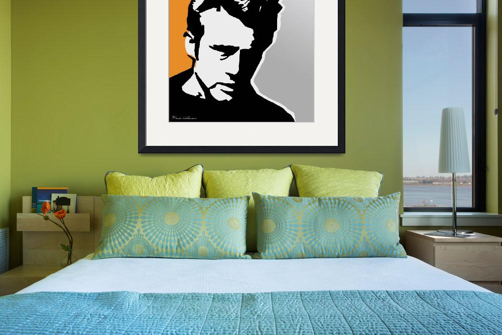 """james dean&quot  (2013) by markashkenazi"