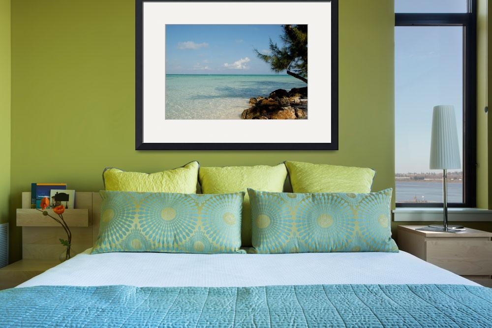"""Cayman Islands : Rum Point Mornings (2 of 4)&quot  by RonScott"