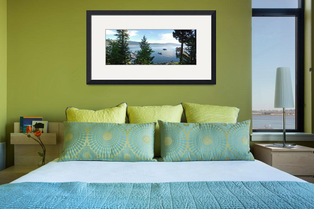 """Tahoe Panoramic&quot  (2008) by thomasdodson"