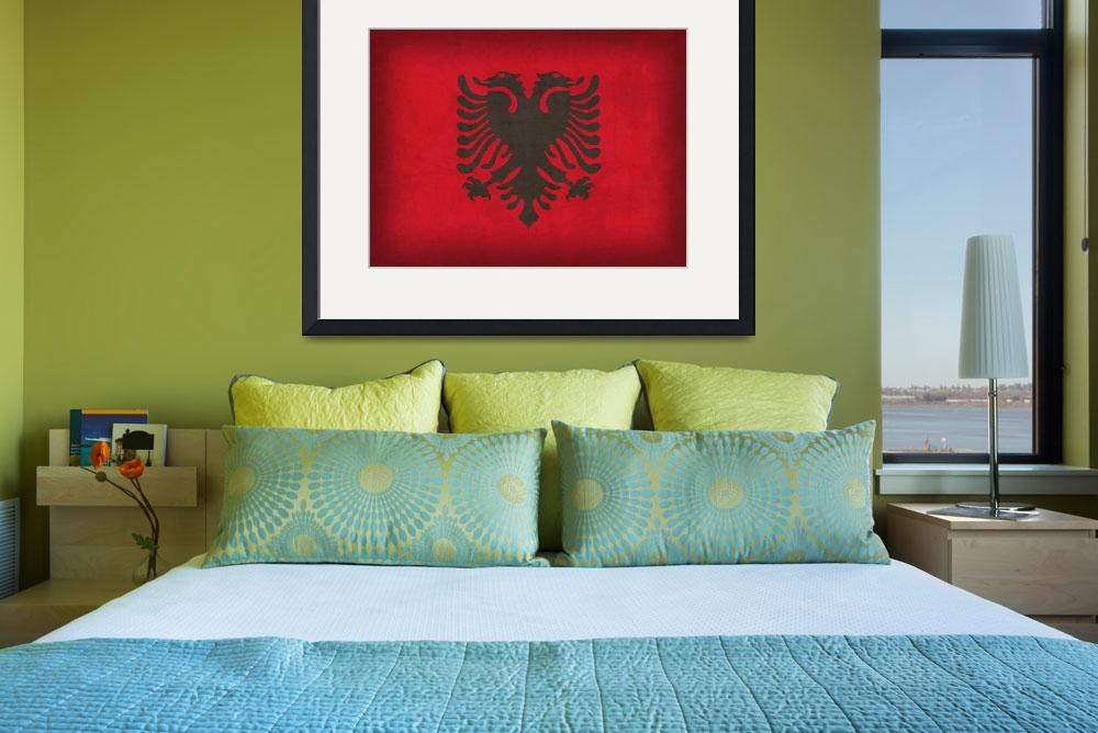 """Albania&quot  by artlicensing"