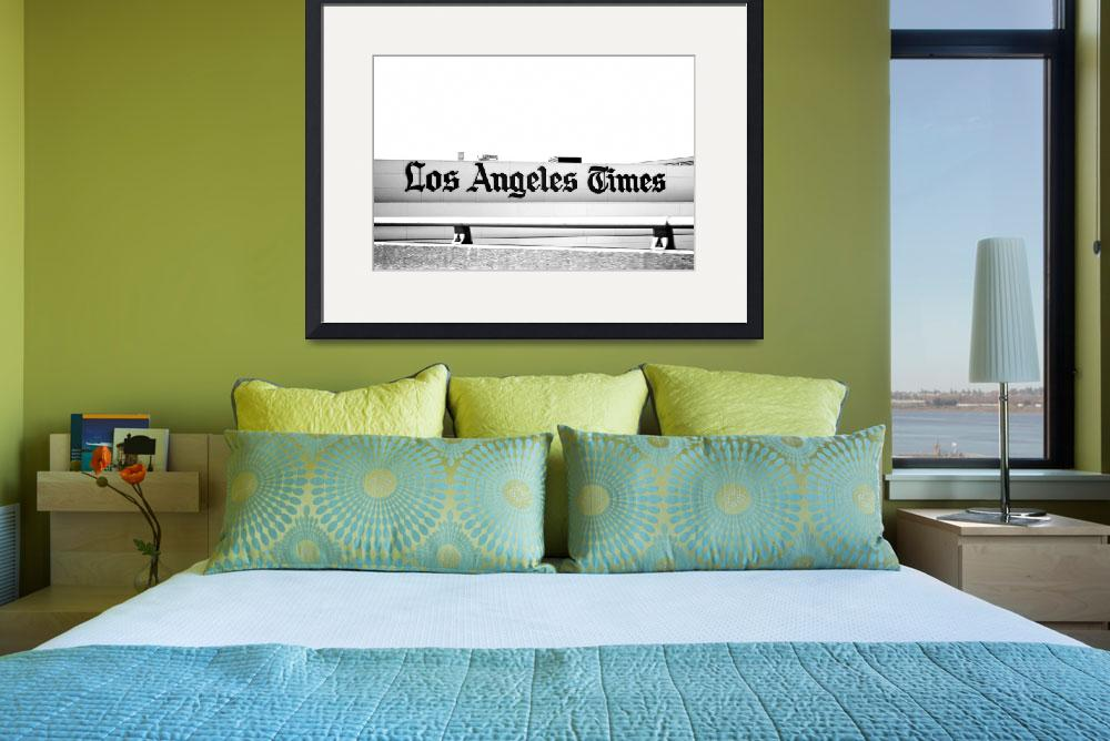 """Los Angeles&quot  by ideaproductions"
