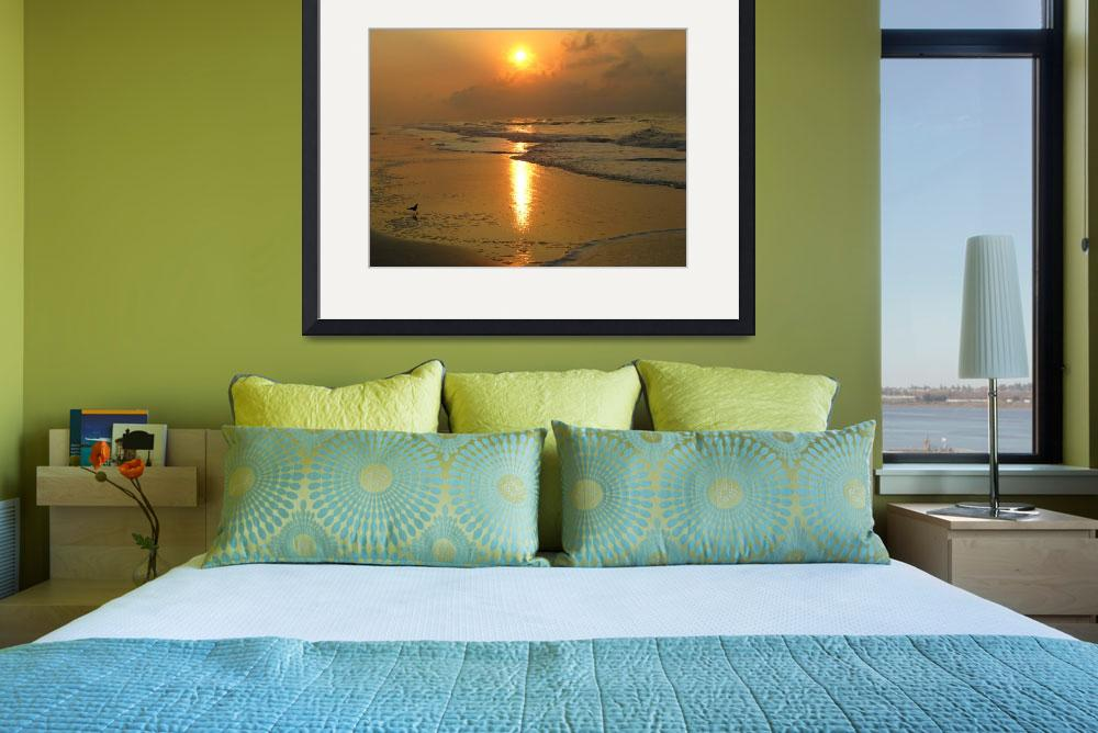 """Bronze Sunrise at Myrtle&quot  (2009) by catalyst"